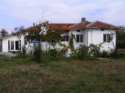 House in a very good condition