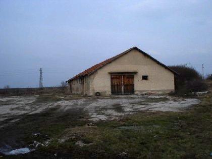 A piece of land near Elhovo