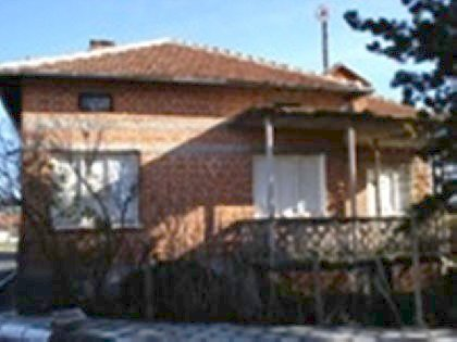 A solid build brick house for sale