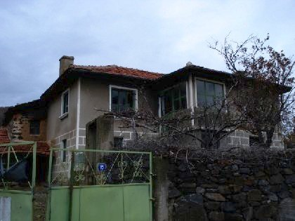 Solid build house near Yambol region