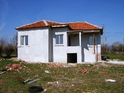 House in well developed village for sale