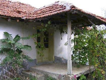 An old house near Elhovo