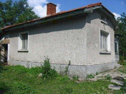 One storey brick build house