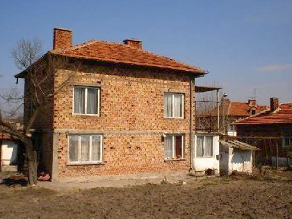 Two storey built house for sale in Bulgaria