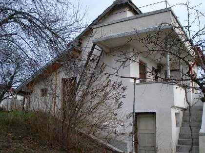 A solid built two storey house for sale in Bulgarian region