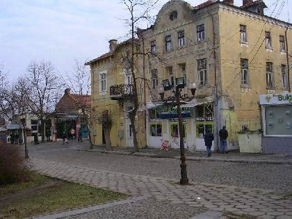 House situated in the centre of well developed town in Bulgaria