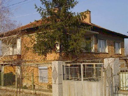 One really good offer to invest in a property in Plovdiv region