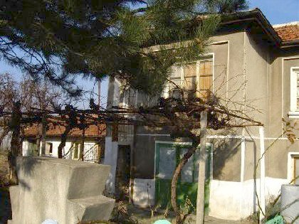 House located in a big well-developed village near Plovdiv