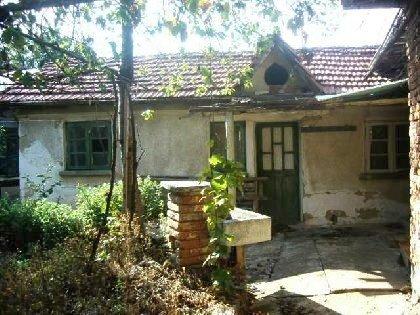 One storey house for sale near Veliko Tyrnovo