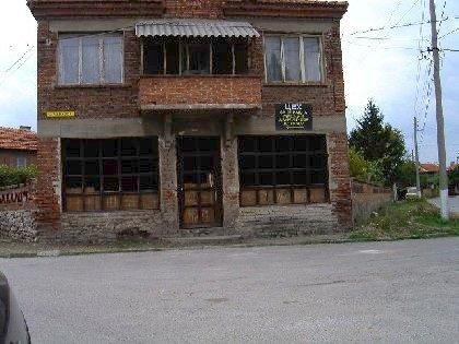 New built up house in Plovdiv region