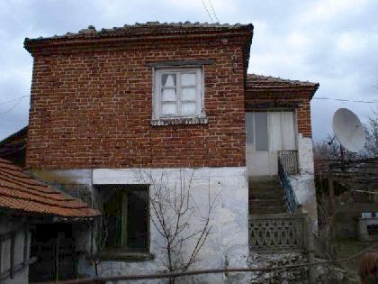Brick built house for sale in Bulgarian countryside ,Property in bulgaria, House in bulgaria , House for sale near Elhovo, buy rural property, rural house, rural Bulgarian house, bulgarian property, rural property in Yambol, cheap Bulgarian property, cheap house