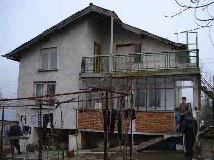 Two storey lovely house for sale near Elhovo