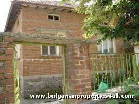 Property in bulgaria, House in Bulgaria, Bulgarian property, Bulgarian house, buy house in Bulgaria, Bulgarian house for sale, brick house, brick property, house for sale in Haskovo, Bulgarian estate,Bulgaran brick house