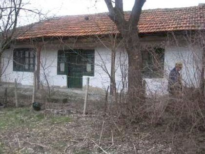 rural house stands 50km away from the town of dobrich
