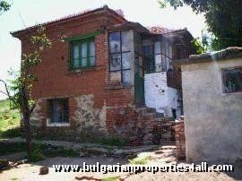 Lovely brick house located in friendly village near Elhovo area