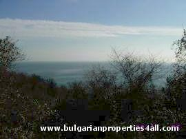This is a great 1220sqm piece of land, ideally located only about 50m from the coast! It is only 2km from one of the most famous and beautiful coastal resorts in Bulgaria ? Golden Sands.