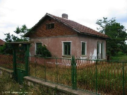 The property that we offer to you is located in village of Mihailovo/ Vratsa region. The property consists of two small houses and 1700sq.m plot of land. The first house consists of two rooms and a storage. The second house consists of two bedrooms and a bathroom/WC. The houses are old and need some renovation works. The property is situated in the end of the village in a very nice and quite area. The road to the property is good and accessible all year round.