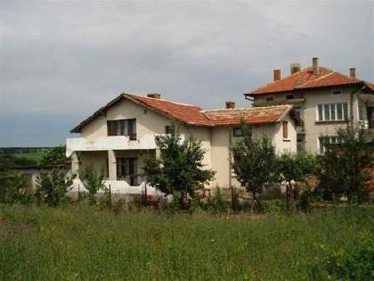 BULGARIAN PROPERTIES 4ALL offers on your attention this big two storey house with total living area of 215sq.m. The Black Sea Property is located in Varna region in a village which 30km away from one of the biggest sea resorts in Bulgaria- Albena and 50km away from the sea capital varna where is and the nearest international airport. The village where is located the sea Bulgarian property is well developed and provides a food-store, a shop, a pub, school, a kindergarten, post office and regular transport to Dobrich town and nearest villages.