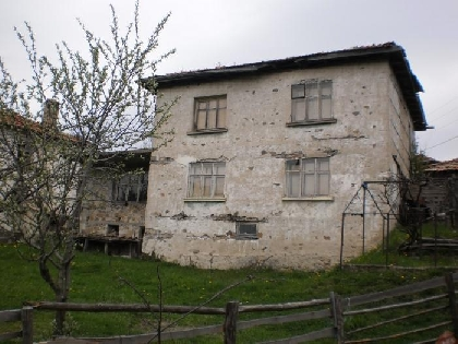 Beautiful mountain views from this Bulgarian property