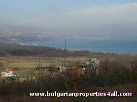 Land for sale just 500m.from Black sea.