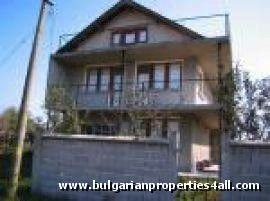 Solid villa for sale near Yambol