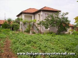 Two storey house for sale in a beutiful village