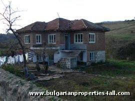 A rural property 47km. away from Varna