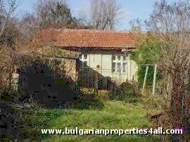 SOLD Cosy one storey house just four km. from the beach